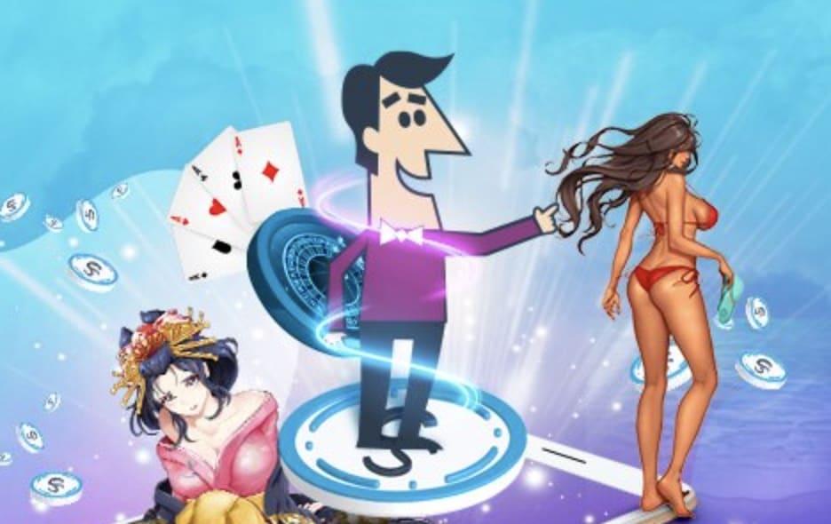 カジノシークレットのプロモーション画像